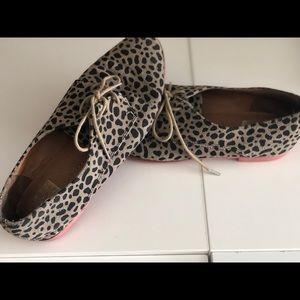 Dolce Vita cheetah sneakers